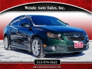 2014 Chevrolet Cruze LTZ w/RS package